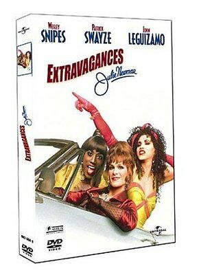 "PATRICK SWAYZE ""  EXTRAVAGANCES     "" DVD NEUF"