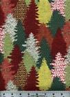 Pine Tree Fabric