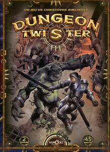Dungeon Twister - Boardgame / Board game