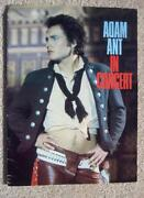 Adam Ant Book