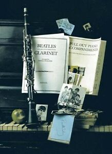 Beatles For Clarinet book