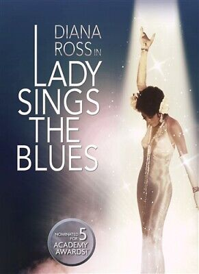 LADY SINGS THE BLUES New Sealed DVD Billie Holiday Diana Ross Richard Pryor