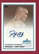 WWE Randy Orton Cards