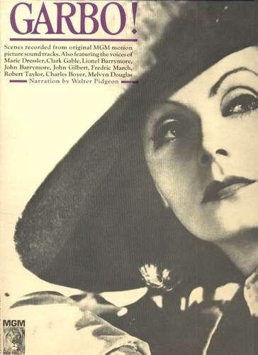 Garbo! - Scenes from her films - LP