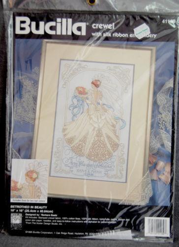 Wedding crewel embroidery kits ebay