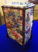Mosaic Jewelry Box
