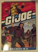 Gi Joe DVD Set