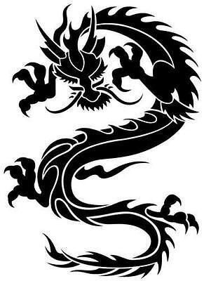 A dragon if you dare
