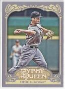2012 Gypsy Queen SP Variation