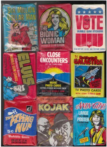 1970'S Trading Cards
