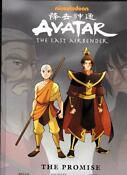 Avatar The Last Airbender Comic