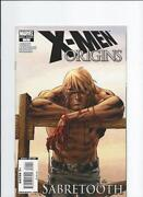 X-men Origins Sabretooth