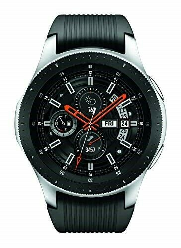 Samsung Galaxy Smartwatch (46mm) Bluetooth - Silver/Black