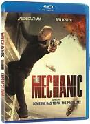 The Mechanic Blu Ray