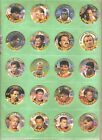 Full Set NRL & Rugby League Tazos
