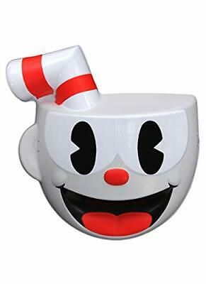 Cuphead - Vacuform Child Mask Costume Accessories - Assorted Characters! - Elope](Masquerade Costume Kids)