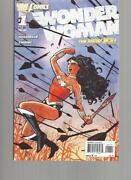Wonder Woman 1 New 52