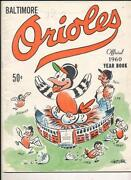 Baltimore Orioles Yearbook