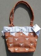 Texas Longhorns Purse