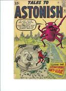 Tales to Astonish 39