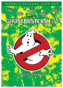 DVD Ghostbusters 1 & 2 Gift Set