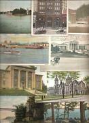 New York Postcard Lot