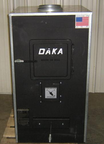 Wood Coal Furnace Ebay