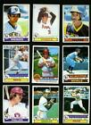 Complete Sets of Baseball Cards