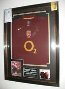 Arsenal Signed Henry