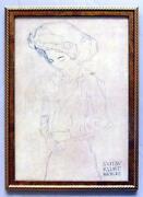 Klimt Drawing