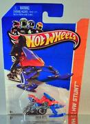 Hot Wheels Snow Ride