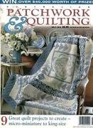 Patchwork Quilting Magazine