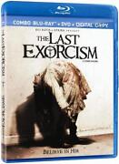 The Last Exorcism Blu Ray