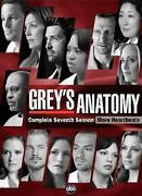 Grey's Anatomy 1-7