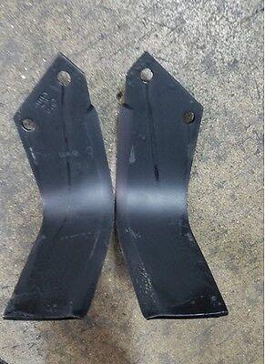 1 Each Left & Right Hand  Tiller Tines for Howard GEM G900R & G900L
