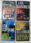 Lisa Gardner Books Lot