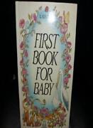 Ladybird Baby's First Book