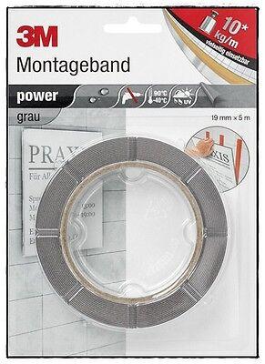 Montageband Montage-Klebeband Doppelseitiges Klebeband Doppelklebeband Stark 3M