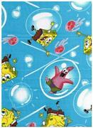 Spongebob Fabric