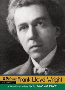 frank lloyd wright kids biography well written up close book report architect ebay. Black Bedroom Furniture Sets. Home Design Ideas
