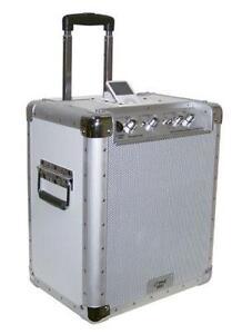 Portable Pa System Pro Audio Equipment Ebay