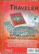 Traveler Stamp Album