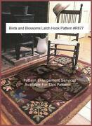 Latch Hook Rug Patterns