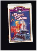 The Sword in The Stone VHS