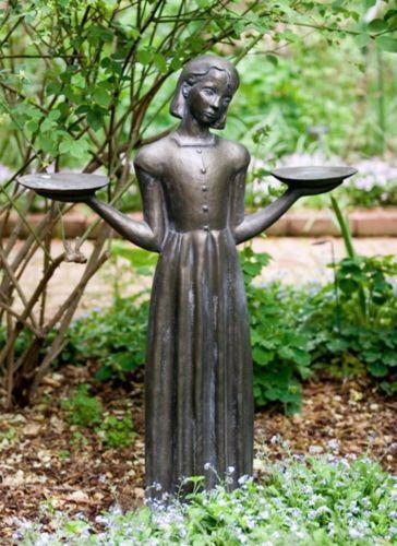 Girl Garden Statue Ebay