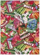 Seed Packet Fabric