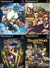 PS2 RPG Lot
