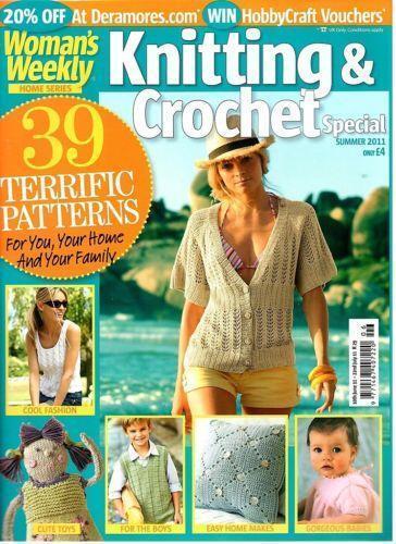 Knitting Magazine Ebay