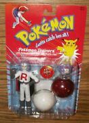 Pokemon Trainer Figure