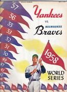 Atlanta Braves Program
